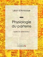 Physiologie du parterre (ebook)