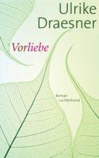 Vorliebe (ebook)
