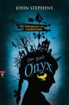 Das Buch Onyx - Die Chroniken vom Anbeginn (ebook)
