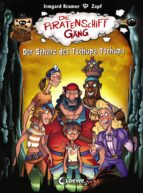 Die Piratenschiffgäng 4 - Der Schatz des Tschupa Tschupa (ebook)