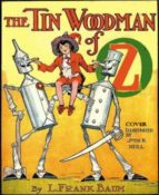 The Tin Woodman of Oz (Illustrated) (ebook)