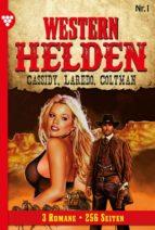 Western Helden 1 – Erotik Western (ebook)