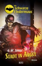Die schwarze Fledermaus 15: Stadt in Angst (ebook)