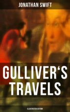 GULLIVER'S TRAVELS (Illustrated Edition) (ebook)