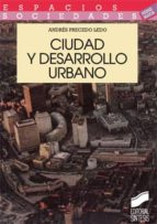 Ciudad y desarrollo urbano (ebook)