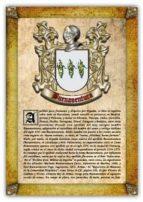 Apellido Buenaventura / Origen, Historia y Heráldica de los linajes y apellidos españoles e hispanoamericanos