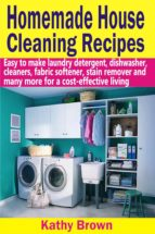 Homemade House Cleaning Recipes (ebook)