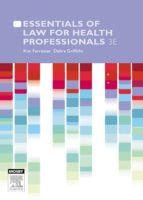 Essentials of Law for Health Professionals (ebook)