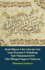 Kisah Hikayat Laba-Laba Gua Tsur Yang Mencintai & Melindungi Nabi Muhammad SAW Edisi Bilingual Inggris & Indonesia (ebook)