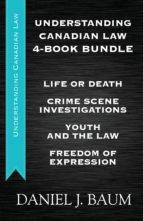 Understanding Canadian Law Four-Book Bundle (ebook)