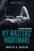 My Masters' Nightmare Stagione 1, Episodi 1 - 5 (La Raccolta Di My Masters' Nightmare #1) (ebook)