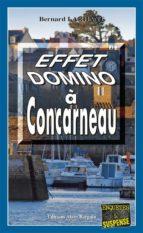 Effet domino à Concarneau (ebook)