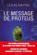 Le message de Proteus (ebook)