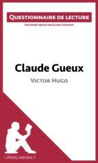 Claude Gueux de Victor Hugo (ebook)