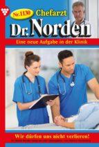 Chefarzt Dr. Norden 1130 – Arztroman (ebook)