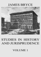 Studies in History and Jurisprudence, Vol. 1 (ebook)