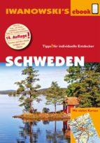 Schweden - Reiseführer von Iwanowski (ebook)