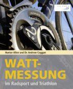 Wattmessung im Radsport und Triathlon (ebook)