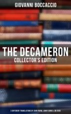 THE DECAMERON: Collector's Edition - 3 Different Translations by John Payne, John Florio & J.M. Rigg in One Volume (ebook)
