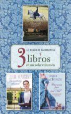 PACK LO MEJOR DE LA REGENCIA (3 libros en un solo volumen) (ebook)