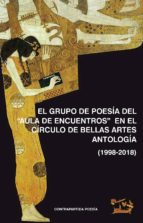 ANTOLOGÍA GRUPO DE POESÍA - ALFREDO PIQUER (ebook)