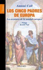 Los cinco padres de Europa (e-book epub)