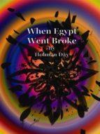 When Egypt Went Broke (ebook)