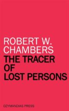 The Tracer of Lost Persons (ebook)