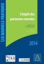 L'impôt des personnes morales (ebook)