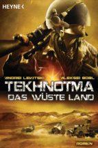 Tekhnotma - Das wüste Land (ebook)