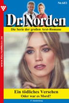 DR. NORDEN 683 - ARZTROMAN