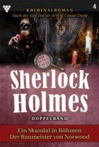 SHERLOCK HOLMES DOPPELBAND 4 ? KRIMINALROMAN