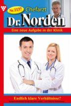 CHEFARZT DR. NORDEN 1137 ? ARZTROMAN
