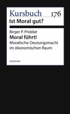 Moral führt! (ebook)