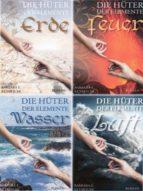 DIE HÜTER DER ELEMENTE ERDE/FEUER/WASSER/LUFT