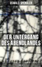 Der Untergang des Abendlandes (Band 1&2) (ebook)