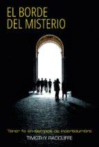 EL BORDE DEL MISTERIO (ebook)