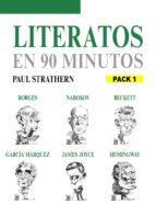 EN 90 MINUTOS - PACK LITERATOS 1: BORGES, NABOKOV, JOYCE, HEMINGWAY, BECKETT Y GARCÍA MÁRQUEZ