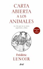 Carta abierta a los animales (ebook)