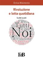 Rivoluzione e lotta quotidiana (ebook)