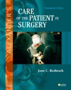 Alexander's Care of the Patient in Surgery - E-Book (ebook)
