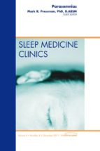 Parasomnias, An Issue of Sleep Medicine Clinics - E-Book (eBook)