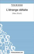 L'étrange défaite (ebook)