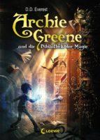Archie Greene und die Bibliothek der Magie (ebook)