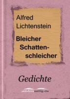 Bleicher Schattenschleicher (ebook)