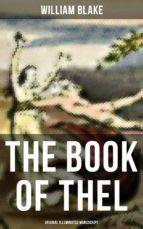 THE BOOK OF THEL (Original Illuminated Manuscript) (ebook)
