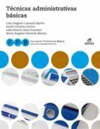 FPB Técnicas administrativas básicas (ebook)
