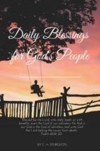 Daily Blessings for God's peoples (ebook)