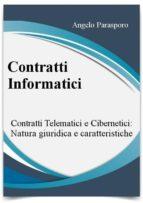 Contratti informatici: Telematici e Cibernetici, natura giuridica e caratteristiche (ebook)