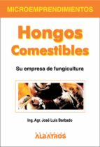 Hongos comestibles EBOOK (ebook)